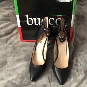 bucco Shoes - Ankle strap heels